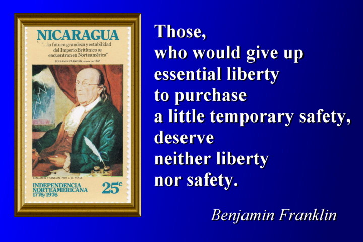 quote Ben Franklin