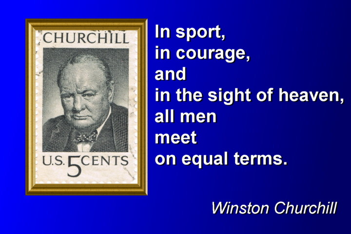 quote W Churchill