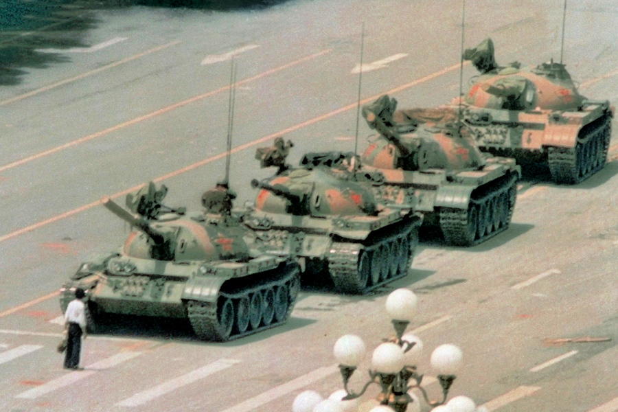 Pic 3-Tiananmen Square 1989 June